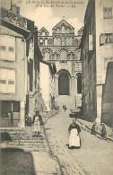 JuiAoû14 1143: Le Puy  -  Rue Des Tables  -  Montée Cathédrale - Zonder Classificatie