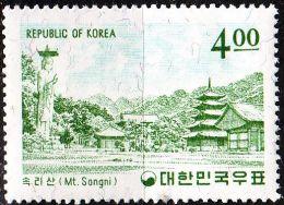 KOREA SÜD SOUTH [1964] MiNr 0429 ( **/mnh ) [La] Landschaft - Korea, South