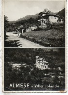 Italie. Almese. Villa Jolanda. Etat Moyen - Autres Villes