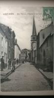 Gerpinnes - Rue Neuve, l'Eglise et la Cure