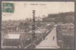 27--CORMEILLES-Vue Générale--animé - Francia