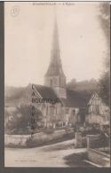27---HONDOUVILLE---l'Eglise--Cimetière-- - Francia