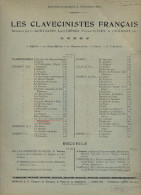 Partition Transcrite Pour Le Piano 'F. COUPERIN - Le Tic-Toc-Choc Ou Les Maillotins' (Les Clavecinistes Français) - Klassik