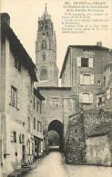 JuiAoû14 1158: Le Puy  -  Clocher De La Cathédrale  -  Porche Grateloup - Zonder Classificatie