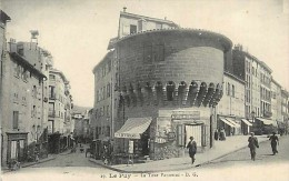 JuiAoû14 1164: Le Puy  -  Tour Pannessac - Zonder Classificatie