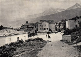 Teramo - Tottea - Piazza E Panorama - 1971 - Teramo