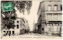 Ste Foy La Grande - Rue De Langalerie ... - France