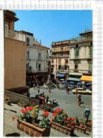 AMALFI   -   La Piazza  Vista  Dal Duomo - Salerno