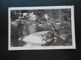 (87) CPA : SAINT JUNIEN - La Glane et le site Corot