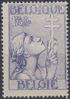 23418 Croix De Lorraine 382 Neuf ** Impeccable Valeur Clé - Belgique