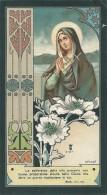 ED. S.L.E. N. 517: LUTTINO - ANNO 1912  - Mm. 70X125 - Religione & Esoterismo