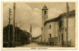 N.248.  FERNO  - Varese -  1926 - Italia