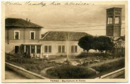 N.249.  FERNO  - Varese -  1927 - Altre Città