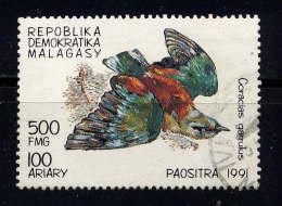 MADAGASCAR - N� 1029� - CORACIAS GARRULUS