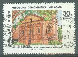 ��� MADAGASCAR - Y&T n�640 - 1980 ���