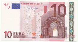 10 EURO GRECE/GREECE/GRECIA Y N037 UNC/FDS/NEUF DRAGHI - EURO