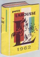 Magnifique Calendrier. 1962. Petit Larousse. Saint Etienne. Loire. 42 - - Calendriers