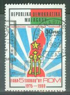 ��� MADAGASCAR - Y&T n�643 - 1980 ���