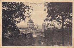 Italy Brescia Il Duomo visto dal Castello