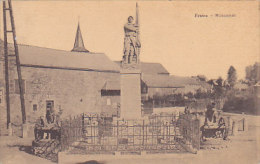 Fraire - Monument (canons)