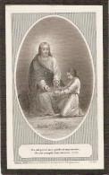 DP. FRANCISCUS VAN CAMPEN + ANTWERPEN 1870 - 74 JAAR - Religion & Esotérisme