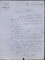 Pointes & Fil De Fer, Clouterie, Forges Et Mécanique Gervais Neveu - Paris, 97 Rue Saint-Martin - France