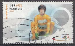 Bund 2002  Mi.nr.:2240  Gestempelt / Oblitérés / Used - [7] République Fédérale