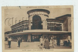 Pléneuf-Val-André (22) : La Rotonde, Casino En 1938 (animé) PF. - Pléneuf-Val-André