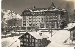 Wengen  Hotel Regina  Switzerland Photo - BE Berne