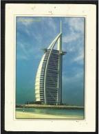 United Arab Emirates UAE Dubai  Picture Postcard Burj Al Arab  Post Card - Dubai