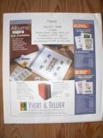 Yvert & Tellier France SC 1999 (Matériel Neuf) Supra Avec Pochettes (Lot MAJ 9) - Albums & Binders