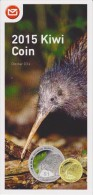 New Zealand 2014 Brochure About Kiwi Coin 2015 - Materiaal