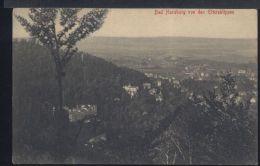 DA397 BAD HARZBURG VON DEN ETTERSKLIPPEN - Bad Harzburg