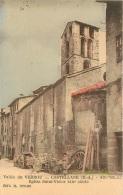CASTELLANE EGLISE SAINT VICTOR EDITION ISNARD - Castellane