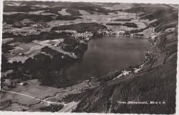 ALLEMAGNE,DEUTSCHLAND,GER MANY,BADE WURTEMBERG,LAC TITI EN 1961,TITISEE,schwarzwald, Lac De La Foret Noire,land,glaciair