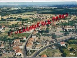 """85 - CUGAND - VUE GENERALE AERIENNE  A L´ ARRIERE PLAN LE CENTRE GERIATRIQUE """" LA CHIMOTAIE """" - Autres Communes"""