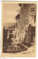 CPSM GREOUX LES BAINS (Alpes De Haute Provence) - Vieille Rue - Gréoux-les-Bains