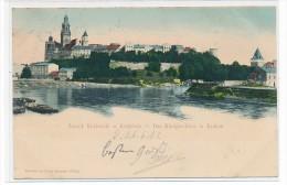 Zamek   (da2821 ) �ber 100 Jahre alte Karte