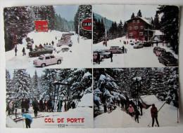 FRANCE - ISERE - COL DE PORTE - Vues - 1963 - France
