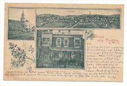 Trebbin -Ansichtskarte  (da2988 ) über 100 Jahre  Alt  !! - Deutschland