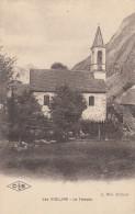 CPA - Les Viollins - Le Temple - Other Municipalities