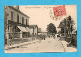 Mourmelon-le-Petit. - Passage à Niveau. - ( Marne ). - France