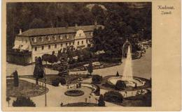 Pologne - Kudowa Zamek