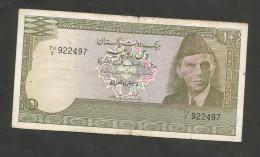 PAKISTAN - STATE BANK Of PAKISTAN - 10 RUPEES (1981/1982) - Pakistan