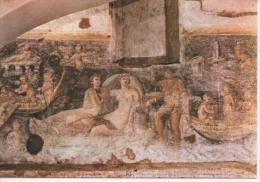 ROMA SS GIOVANNI E PAOLO SUL CELIO - IL RITORNO DI PROSERPINA DALL'ADE, TRA CERERE E BACCO - Roma (Rome)