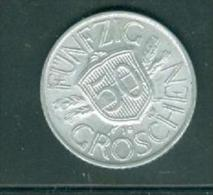 50 Groschen - 1947 - Austria Osterreich Autriche Pia7908 - Oesterreich