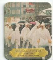 Stella Artois  -  Folklore   - Verschil Tekst -  Stavelot - Sous-bocks