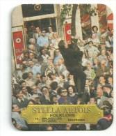 Stella Artois  -  Folklore   - Verschil Tekst -   Brussel - Sous-bocks