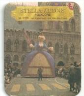 Stella Artois  -  Folklore   -  Ieper - Sous-bocks