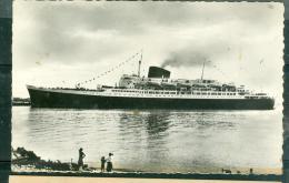 """N°31  - Le Havre - Le Paquebot """" Flandre"""" à Son Arrivée Dans Le Port   -  Eav16 - Port"""